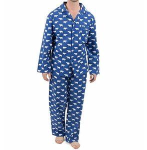 NWT polar bear flannel pajamas